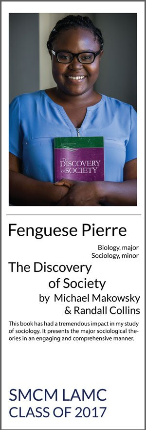 Fenguese Pierre Biology and Sociology The Discovering Society of Society This book has had a tremendous impact in my study of sociology. It presents the major sociological theories in an engaging and comprehensive manner.